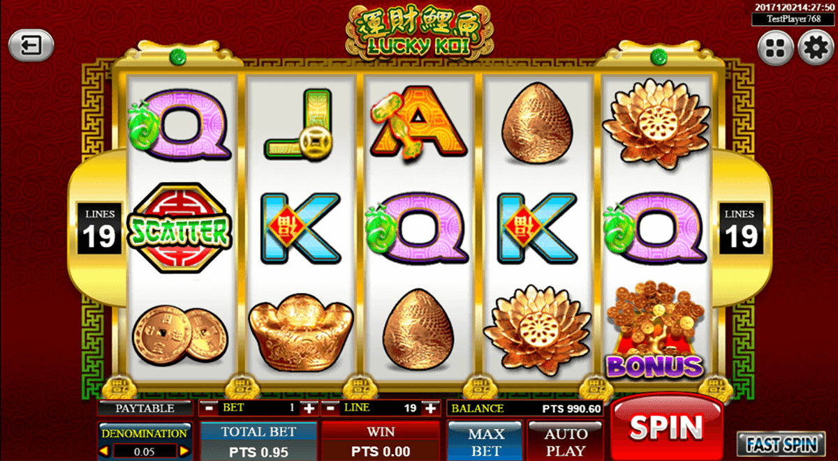 Spiele Koi Cash - Video Slots Online