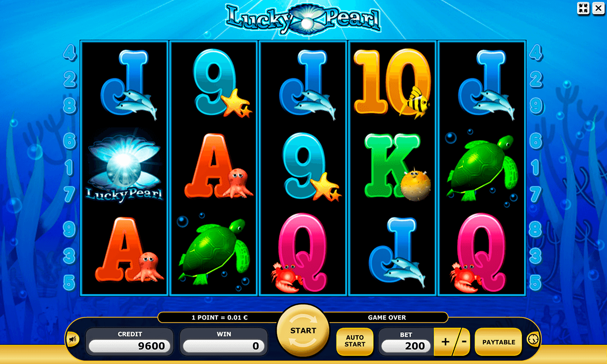 Lucky Pearl Slot - Play for Free in Your Web Browser