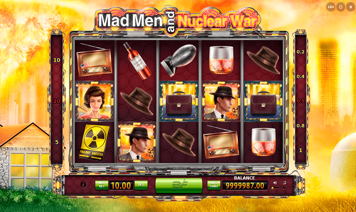 Mad Men Slot Review - Play Mad Men by WMS