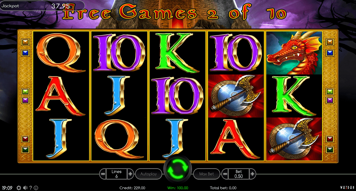 MAGIC OF THE RING WAZDAN CASINO SLOTS