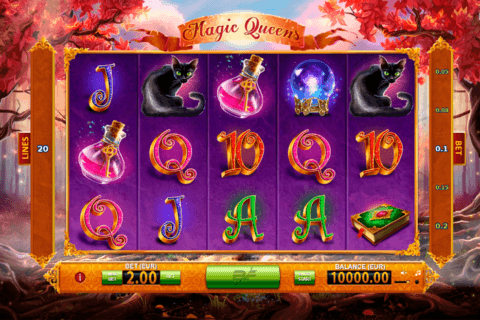 MAGIC QUEENS BF GAMES CASINO SLOTS