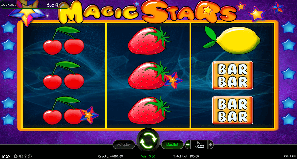 Magic Stars Slot Machine Online ᐈ Wazdan™ Casino Slots
