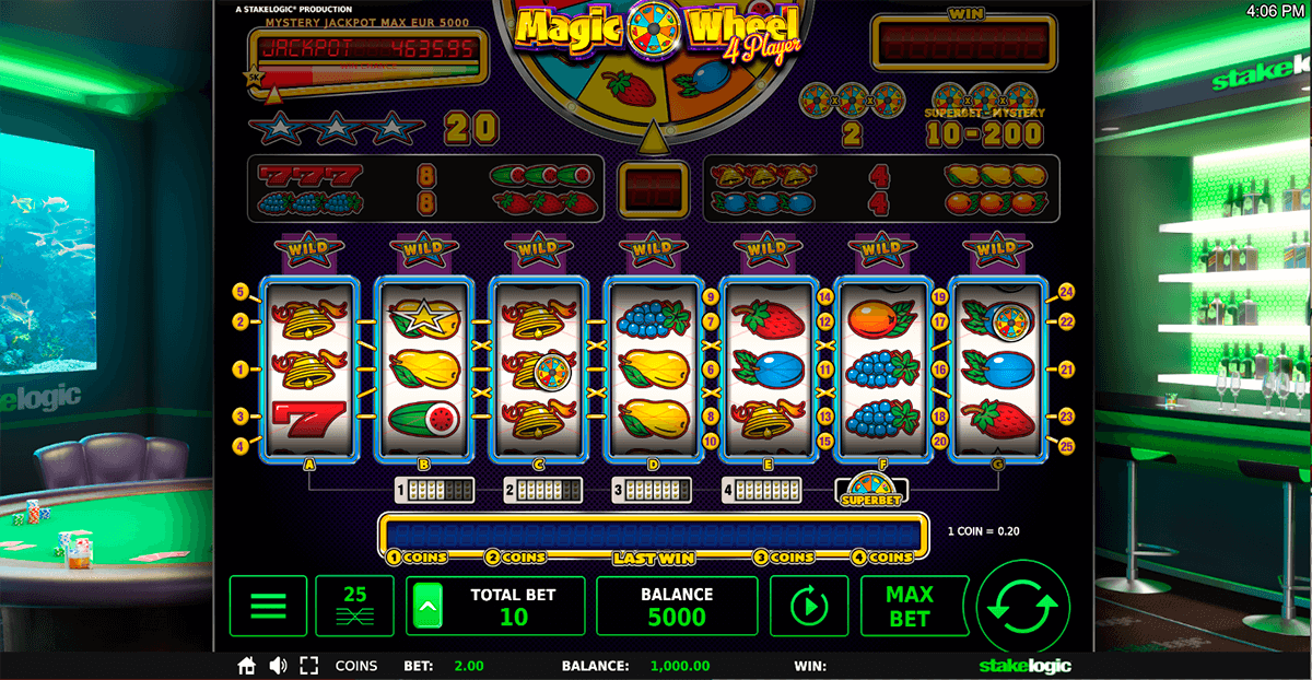 Freeslots Com Magic Wheel