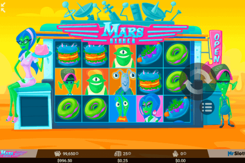 Mars Dinner Slot Machine Online ᐈ MrSlotty™ Casino Slots