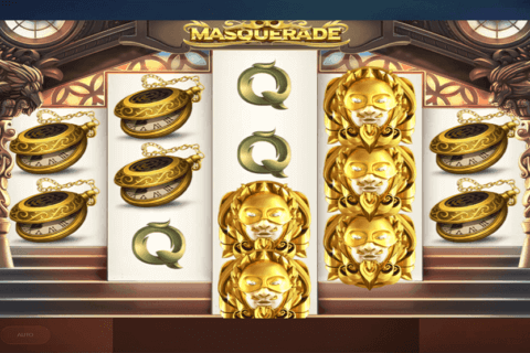 masquerade red tiger casino slots