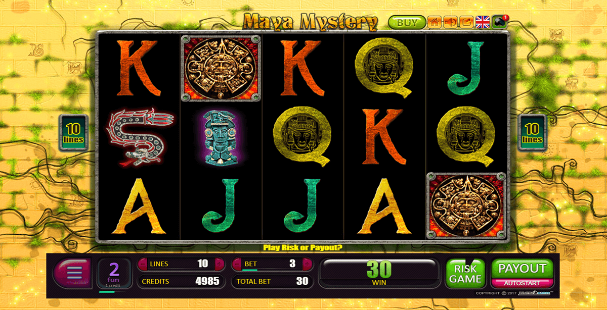 Maya Mystery Slot Machine Online ᐈ Belatra Casino Slots