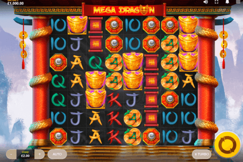 MEGA DRAGON RED TIGER CASINO SLOTS
