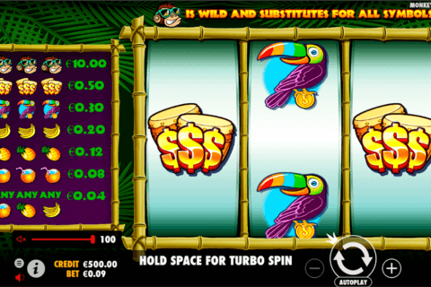 MONKEY MADNESS PRAGMATIC CASINO SLOTS