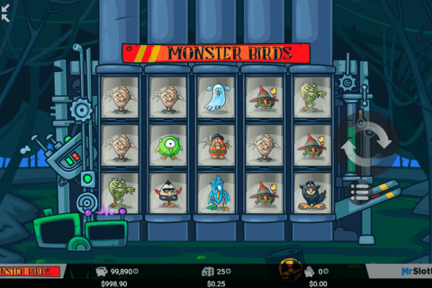 MONSTER BIRDS MRSLOTTY CASINO SLOTS