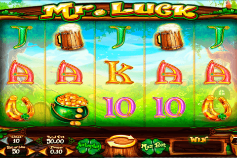 MR LUCK FELIX GAMING CASINO SLOTS