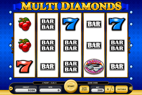 MULTI DIAMONDS KAJOT CASINO SLOTS