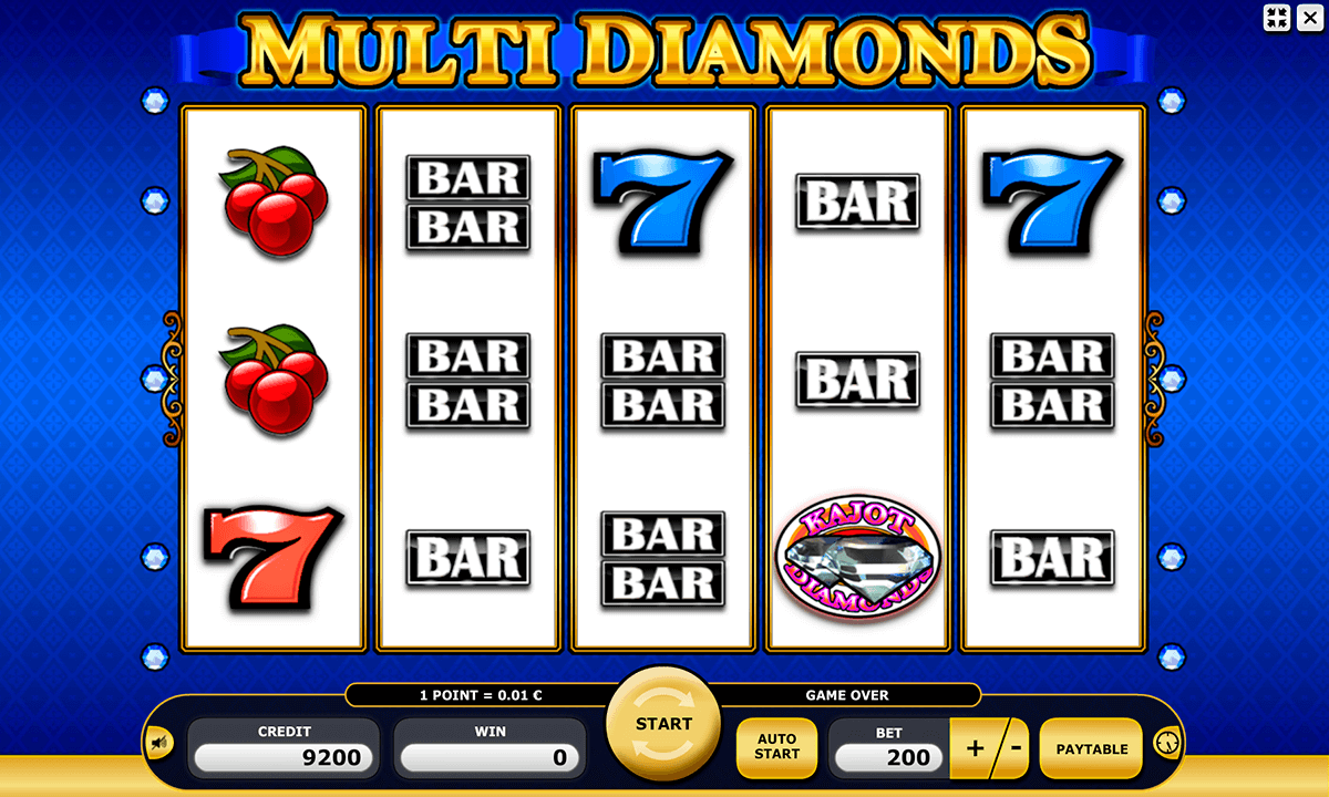 casino online free bonus like a diamond