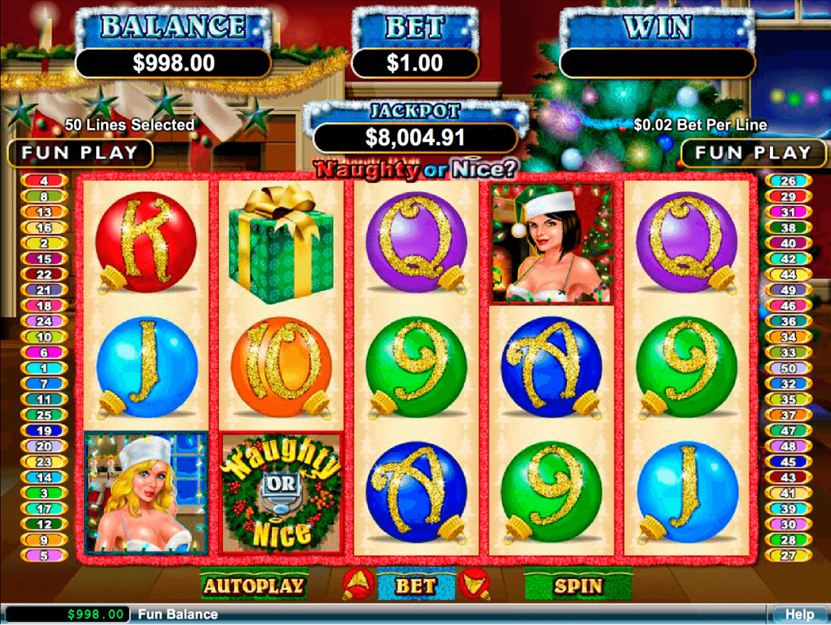NAUGHTY OR NICE RTG CASINO SLOTS