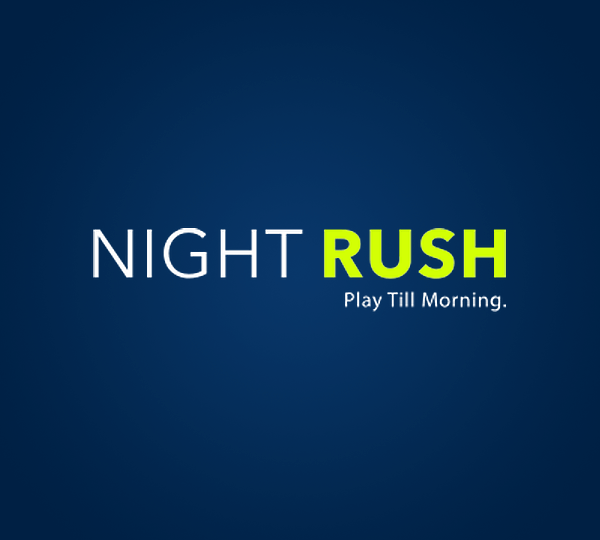 nightrush casino logo