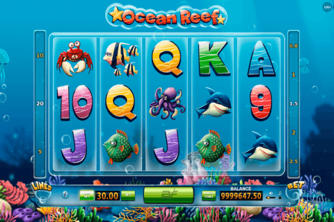 OCEAN REEF BF GAMES CASINO SLOTS