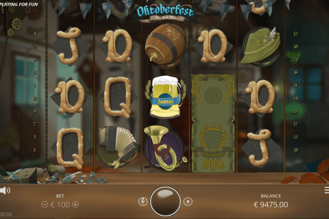OKTOBERFEST NOLIMIT CITY CASINO SLOTS