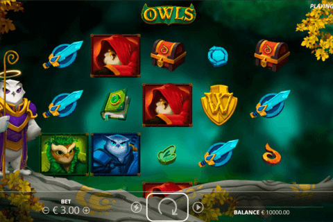 OWLS NOLIMIT CITY CASINO SLOTS
