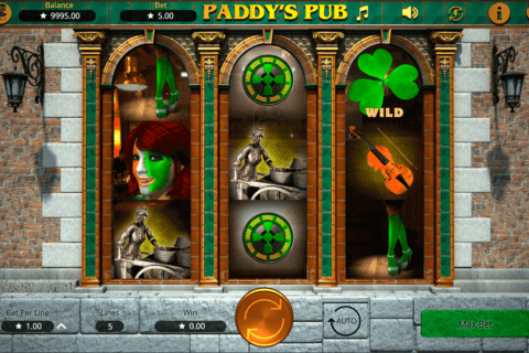 paddys pub booming games casino slots