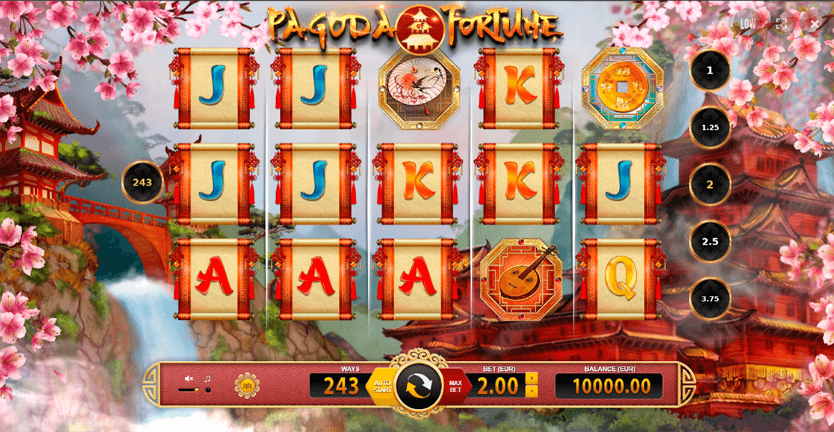 pagoda of fortune bf games casino slots