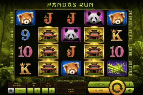 pandas run tom horn casino slots