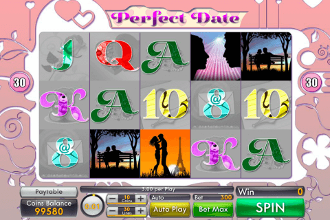 PERFECT DATE GENII CASINO SLOTS