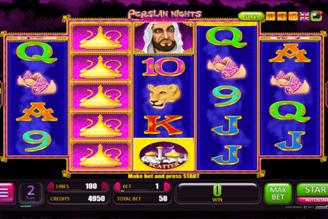 PERSIAN NIGHTS BELATRA CASINO SLOTS