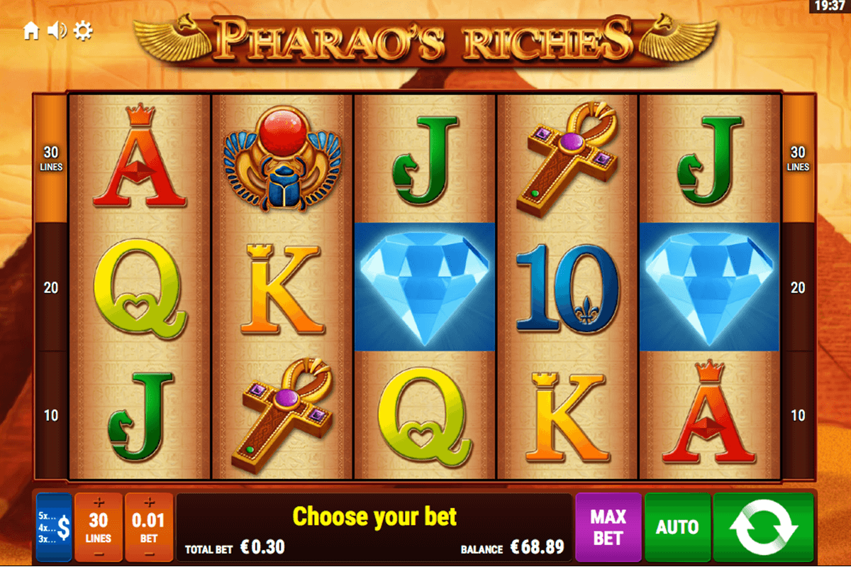 Spiele Ancient Riches Casino - Video Slots Online