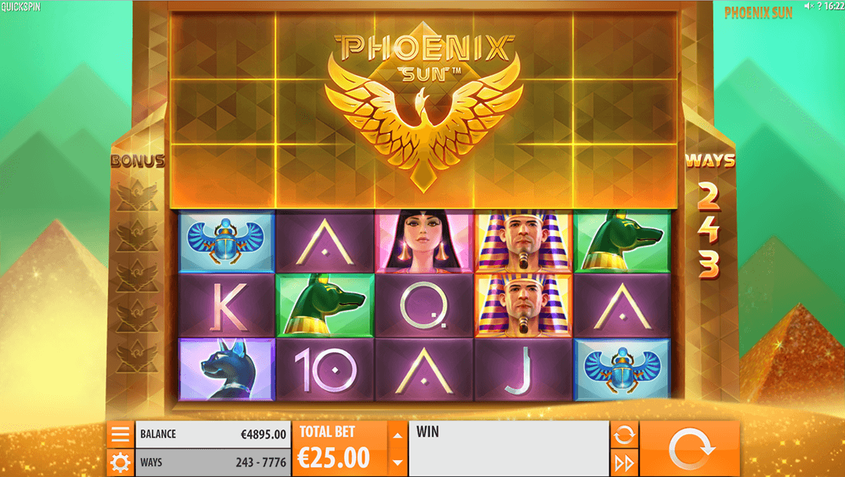 Firestorm Slot Machine Online ᐈ Quickspin™ Casino Slots