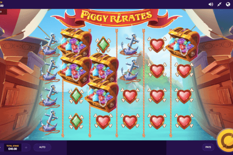 PIGGY PIRATES RED TIGER CASINO SLOTS