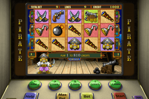 PIRATE IGROSOFT CASINO SLOTS