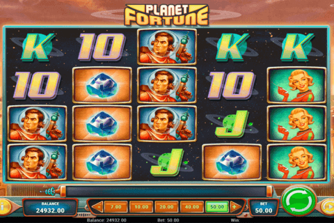PLANET FORTUNE PLAYN GO CASINO SLOTS