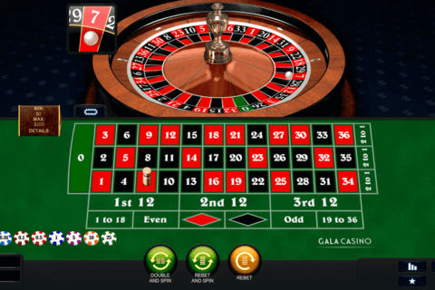 PREMIUM EUROPEAN ROULETTE PLAYTECH LOOK