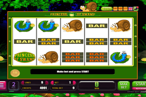 PRINCESS OF SWAMP BELATRA CASINO SLOTS