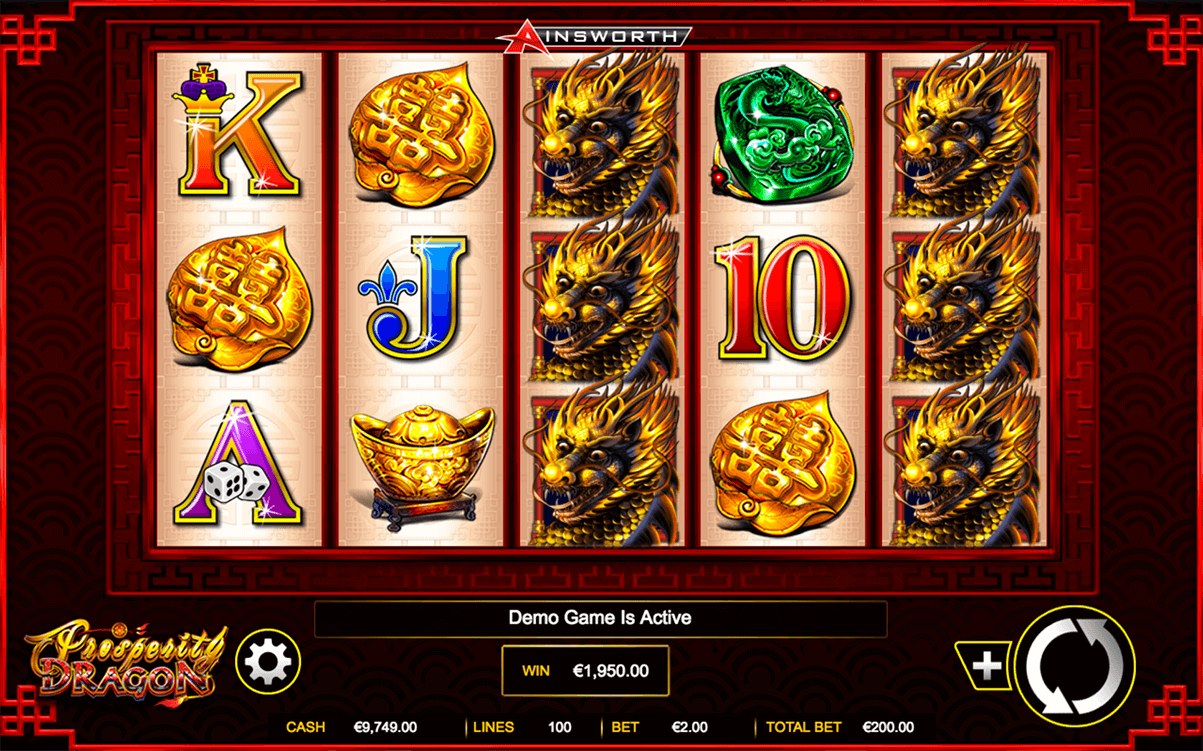 Dragons Luck Slot