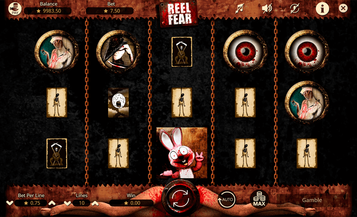 Reel Fear Slot Machine Online ᐈ Booming Games™ Casino Slots