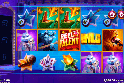 REEL TALENT JUST FOR THE WIN CASINO SLOTS