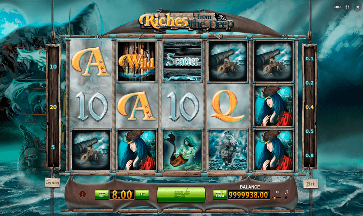 Legend Of The Sea Slot Machine Online ᐈ Zeus Play™ Casino Slots