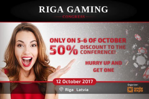 riga gaming congress discount