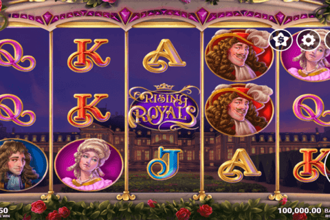 RISING ROYALS JUST FOR THE WIN CASINO SLOTS