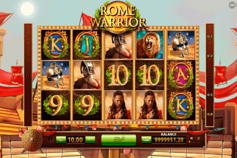 ROME WARRIOR BF GAMES CASINO SLOTS