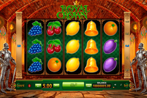 royal crown bf games casino slots