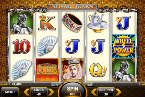 ROYAL QUEEN SPIN GAMES CASINO SLOTS