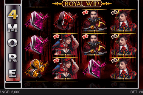 ROYAL WIN SPINOMENAL CASINO SLOTS