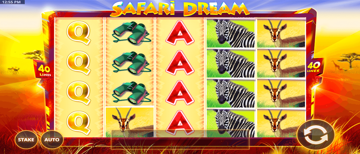 Spiele Safari Dreams - Video Slots Online