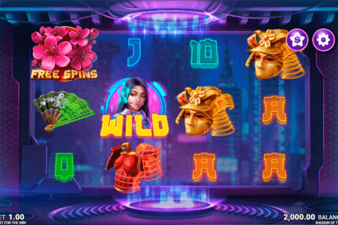 SHOGUN OF TIME MICROGAMING CASINO SLOTS