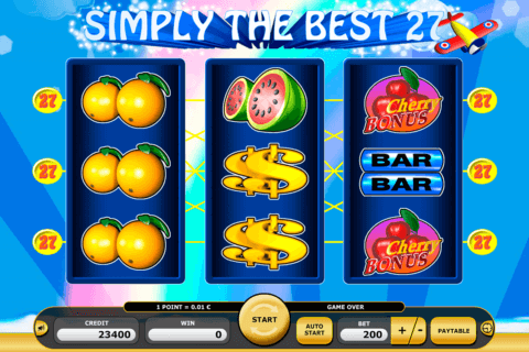 SIMPLY THE BEST 27 KAJOT CASINO SLOTS