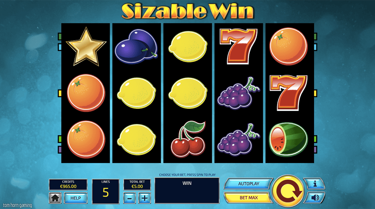 Sizable Win Slot Machine Online ᐈ Tom Horn™ Casino Slots