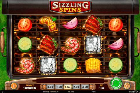 SIZZLING SPINS PLAYN GO CASINO SLOTS
