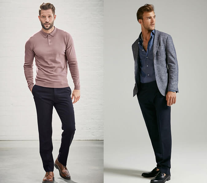 SMART CASUAL DRESS CODE FOR GUYS