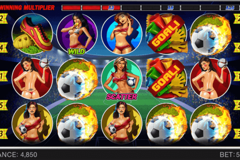 SOCCER BABES SPINOMENAL CASINO SLOTS